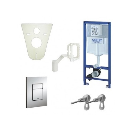 Grohe WC rėmas RAPID SL, 5 in 1