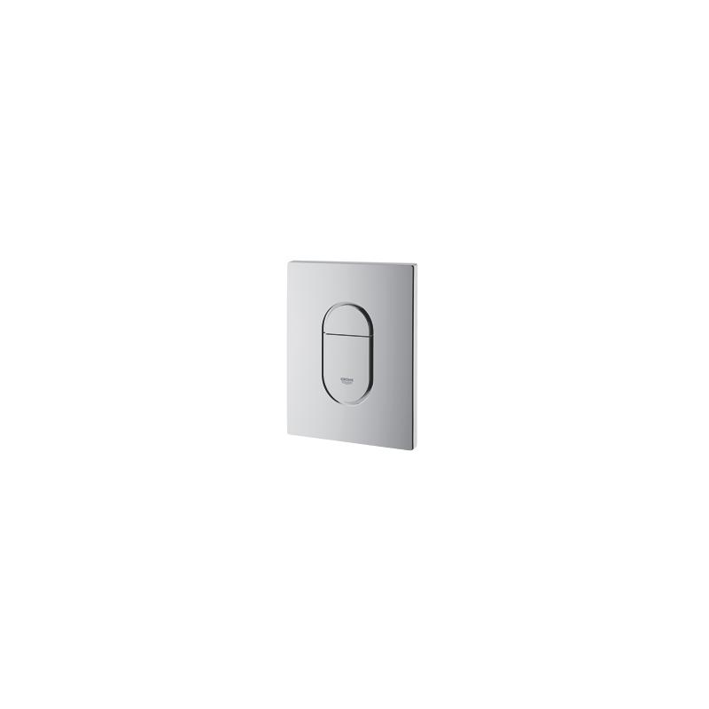 Grohe WC klavišas, Arena Cosmopolitan, chromas