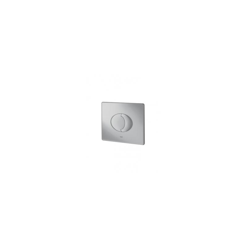 Grohe WC klavišas, Skate Air, matinis chromas, horizontalus
