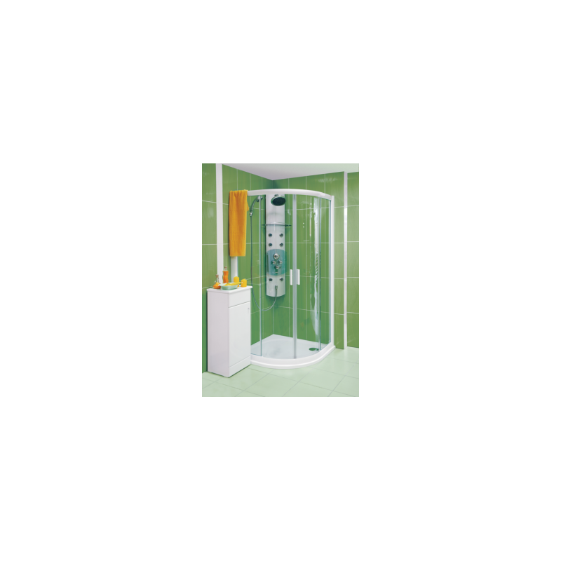 Dušo kabina Ravak NRKCP4-80, Transparent