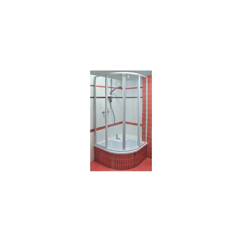 Dušo kabina Ravak SKCP4 Sabina, 80 cm, Pearl