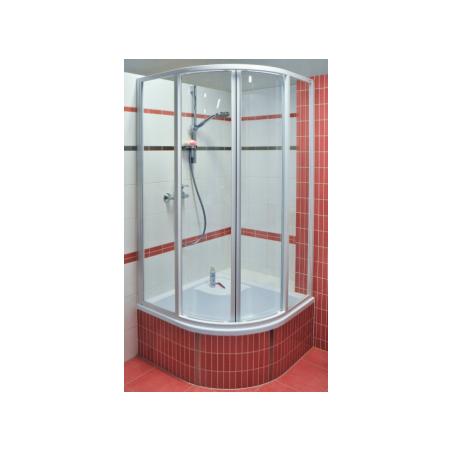Dušo kabina Ravak SKCP4 Sabina, 90 cm, Pearl