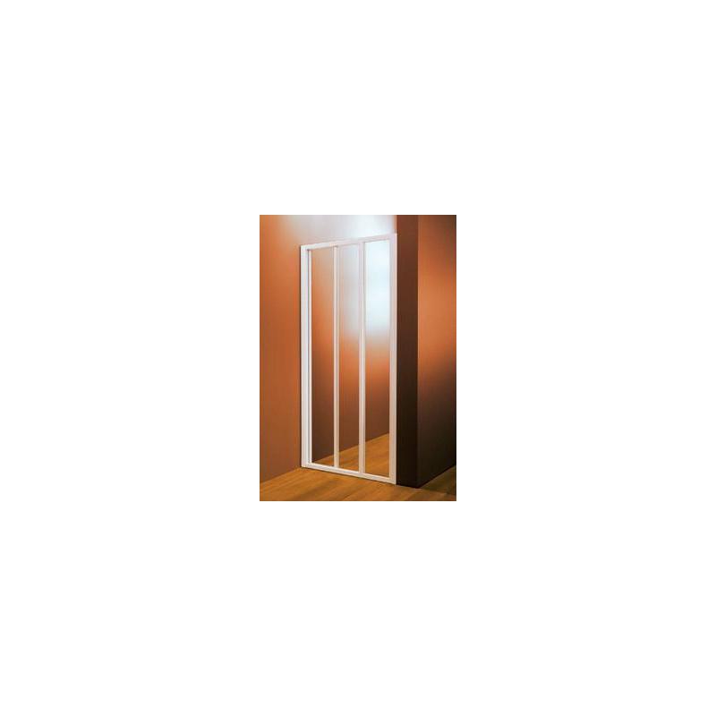 Dušo durys Ravak ASDP3, 120 cm, Transparent + Satin