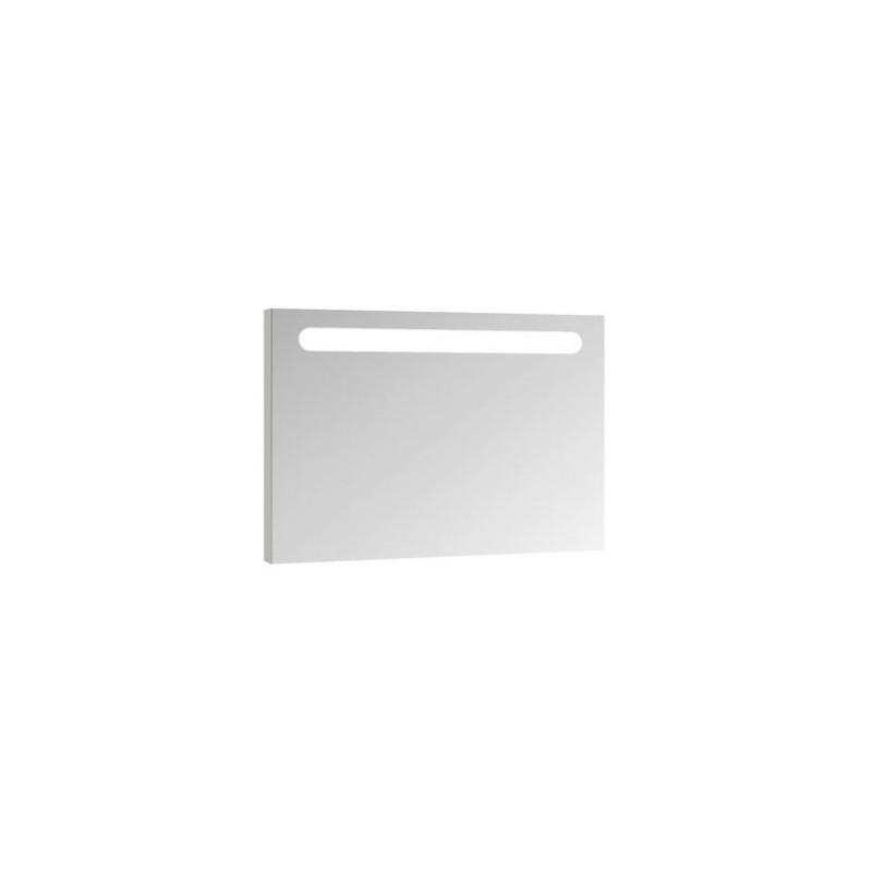 Veidrodis RAVAK CHROME su apšvietimu, 800, baltas