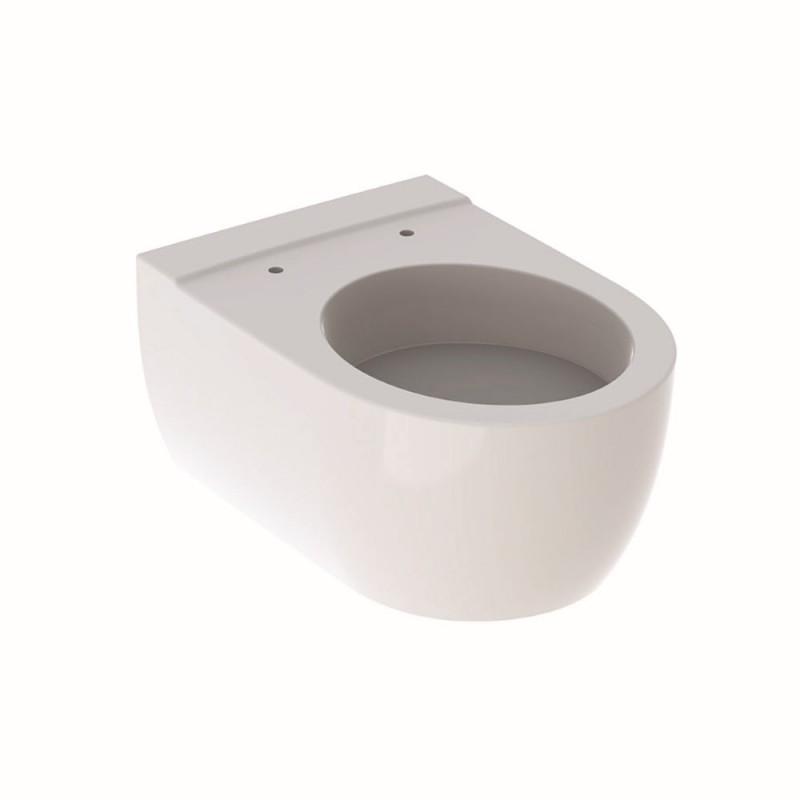 WC pakabinamas Geberit, iCon, su apvadu