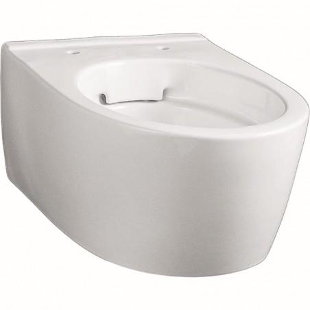 WC pakabinamas Geberit, iCon, Rimfree, trumpesnis