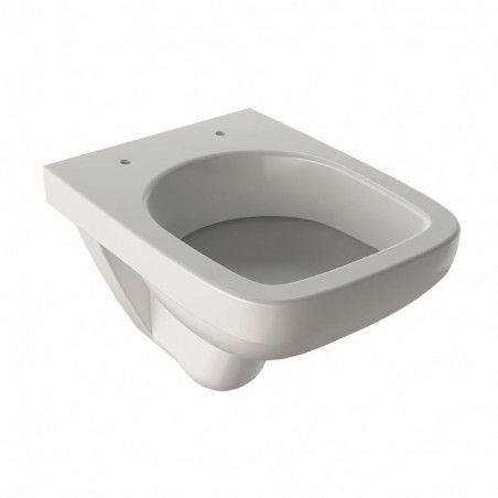 WC pakabinamas Geberit, Selnova Square, trumpesnis