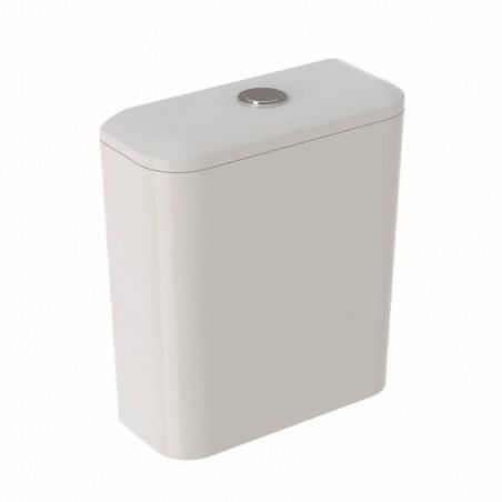 WC bakelis Geberit, iCon, apatinis pajungimas