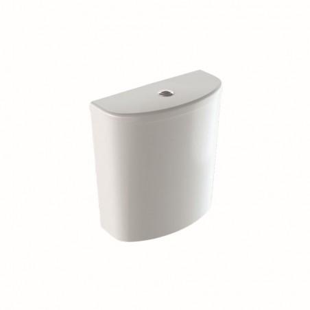 WC bakelis Geberit, Selnova, šoninis pajungimas