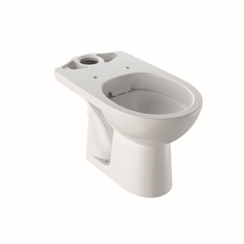 WC pastatomas puodas Geberit, Selnova, Rimfree