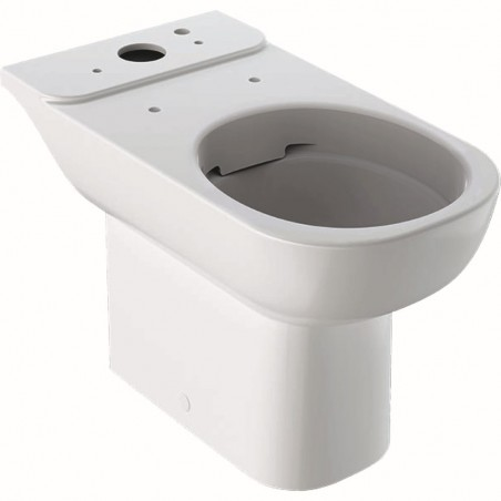 WC pastatomas puodas Geberit, Smyle, Rimfree