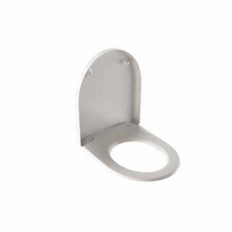 WC dangtis Geberit, iCon, lėtai nusileidžiantis